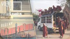 Nhật Ký Hành Trình Myanmar - Đất Nước Chùa Vàng Nhật Ký Hành Trình