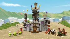 LEGO® Angry Birds Movie Lâu Đài Của Vua Lợn LEGO® Angry Birds Movie - Bộ Lắp Ráp