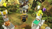 LEGO® Angry Birds Movie Thách Thức 1-3 - Tấn Công Lâu Đài Vua Heo Thử Thách Heo Xanh
