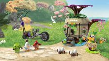 LEGO® Angry Birds Movie Nhà Của Mathidas LEGO® Angry Birds Movie - Bộ Lắp Ráp