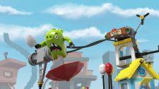 LEGO® Angry Birds Movie Tấn Công Ngôi Làng Heo Xanh LEGO® Angry Birds Movie - Bộ Lắp Ráp