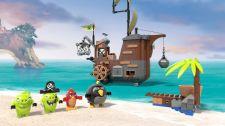 LEGO® Angry Birds Movie Tàu Cướp Của Siêu Trộm LEGO® Angry Birds Movie - Bộ Lắp Ráp