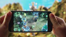 LEGO® Angry Birds Movie Thách Thức 1-1 - Tấn Công Lâu Đài Vua Heo Thử Thách Heo Xanh