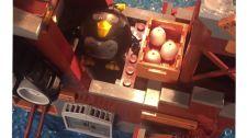 LEGO® Angry Birds Movie Thách Thức 1-3 - Tàu Siêu Trộm Thử Thách Heo Xanh