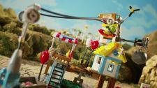LEGO® Angry Birds Movie Thách Thức 1-2 - Tấn Công Ngôi Làng Thử Thách Heo Xanh