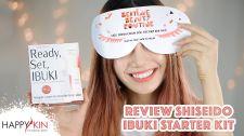 Làm Đẹp Mỗi Ngày Cùng Happyskin Vietnam Review Shiseido Ibuki và Mẹo dưỡng ẩm tăng sức đề kháng cho da Chăm Sóc Da Đúng Cách