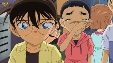 Thám Tử Lừng Danh (Anime) 3 người phát hiện đầu tiên - Phần 1 Tập 601 - 800