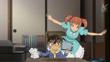 Thám Tử Lừng Danh (Anime) Lý luận sai lầm của cô gái nhìn thấy giấc mơ Tập 601 - 800