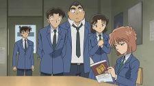 Thám Tử Lừng Danh (Anime) Sự biến đổi kì dị mười năm sau OVA