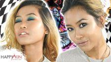 Làm Đẹp Mỗi Ngày Cùng Happyskin Vietnam Biến Hóa 2 Phong Cách Makeup Mắt Urban Decay Alice Through The Looking Glass Học Trang Điểm Cùng Happyskin
