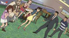 Thám Tử Lừng Danh (Anime) Con Tàu Mắc Nạn Trên Không Movie