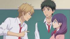 Hôn Cậu Ấy Kìa, Đừng Hôn Tôi - Kiss Him, Not Me - Tập 1 Watashi ga Motete Dousunda