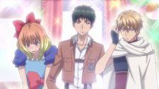 Hôn Cậu Ấy Kìa, Đừng Hôn Tôi - Kiss Him, Not Me - Tập 3 Watashi ga Motete Dousunda