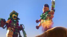 Bí Mật Cơn Lốc Ninjago Ước Muốn Và Người Cầu Nguyện Phần 6 - Trận Chiến Trên Không