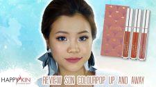 Làm Đẹp Mỗi Ngày Cùng Happyskin Vietnam Review Set Son Up And Away Colourpop 2016 Mỹ Phẩm Nào Cho Bạn