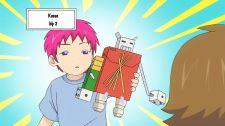 Siêu Năng Lực Gia - Phần 1 - Tập 21 Saiki Kusuo no Sai Nan