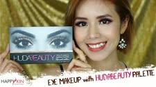 Làm Đẹp Mỗi Ngày Cùng Happyskin Vietnam Hướng Dẫn Makeup Mắt Ấn Tượng Với Huda Beauty Rose Gold Học Trang Điểm Cùng Happyskin