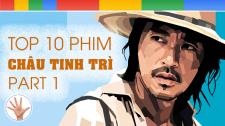 Tốp 5 Lạ Kỳ Top 10 Bộ Phim Hay Nhất Của Châu Tinh Trì - Phần 1! T5LK - Hài Hước