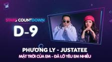 Zing Music Awards 2017 Phương Ly Và Justatee Hát Chéo Hit Mặt Trời Của Em Và Đã Lỡ Yêu Em Nhiều Thử Thách Cùng ZMA 2017