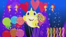 LalaTV Baby Shark Kẹo Ngọt Ca Nhạc Thiếu Nhi