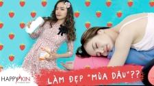 Làm Đẹp Mỗi Ngày Cùng Happyskin Vietnam Bí Kíp Làm Đẹp & Giảm Đau Cho 'Mùa Dâu' Mẹo Làm Đẹp Mỗi Ngày