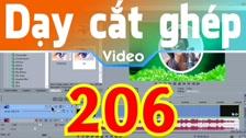 Thường Vĩ Cách Trang Trí Cho Một Video Trong Sony Vegas - Phần 1 Dạy Cắt Ghép Video Free