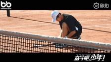 Cố Gắng Lên, Thiếu Niên! Hậu trường vui nhộn của đội tennis Hậu trường