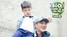 Bố Ơi, Mình Đi Đâu Thế Phiên Bản Trung Quốc Season 5 Bố Con Đỗ Giang 3 Nhật Ký Chăm Con