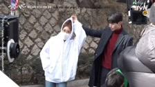 Chạm Vào Tim Em Hậu trường đặc biệt dành cho Jinshim Trailer & Clips