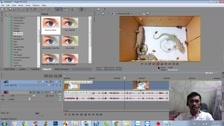 Thường Vĩ Tạo Hiệu Ứng Rung Màn Hình Trong Sony Vegas (Rung Nhẹ) Dạy Cắt Ghép Video Free - Phần 2