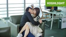 Thời Gian Khiến Anh Yêu Em Nụ hôn ghế sofa, Thời tổng cưỡng hôn vợ! Trailer, Highlight