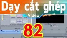 Thường Vĩ Hướng Dẫn Sử Dụng Hiệu Ứng Chữ Có Sẵn Trong Sony Vegas Dạy Cắt Ghép Video Free