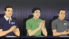 Uchuu Kyoudai - Anh Em Phi Hành Gia - Tập 26 Vietsub