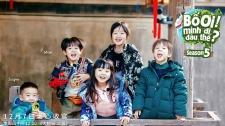 Bố Ơi, Mình Đi Đâu Thế Phiên Bản Trung Quốc Season 5 - Tập 12 Full