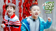 Bố Ơi, Mình Đi Đâu Thế Phiên Bản Trung Quốc Season 5 - Tập 11 Full