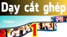 Thường Vĩ Hướng Dẫn Làm Video Bằng Sony Vegas - Cơ Bản - Phần 1 Dạy Cắt Ghép Video Cơ Bản - Hướng Dẫn Sony Vegas Dành Cho Người Mới