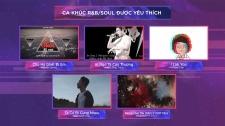 Zing Music Awards 2017 Top 5 Hạng Mục Giải Thưởng Theo Thể Loại Nhạc Các Hạng Mục Bình Chọn