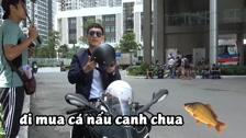 Hậu Duệ Mặt Trời (Việt Nam) [Hậu trường] Đại Úy Đi Ducati Mua Cá Nấu Canh Cho Bác Sĩ Behind The Scenes