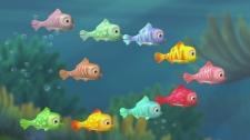 LalaTV Caught A Fish Alive Hoạt Hình 3D