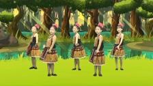 Nhảy Cùng BiBi 2018 Đi học Series