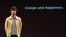 TED Talks Thiết Kế Hạnh Phúc - Stefan Sagmeister Thiết Kế