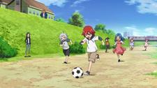 Inazuma Eleven - Đội Bóng Đá Trung Học Raimon - Tập 18 Phần 5 - Vietsub