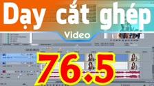 Thường Vĩ Tạo Hiệu Ứng Chớp Sáng, Hiệu Ứng Sáng Tối Liên Tục Trong Sony Vegas - Cách 5 Dạy Cắt Ghép Video Chuyên Sâu