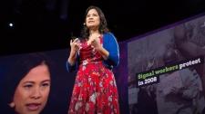 TED Talks Buôn Người Tồn Tại Xung Quanh Bạn. Đây Là Cách Nó Hoạt Động - Noy Thrupkaew Thế Giới