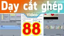 Thường Vĩ Thiết Lập Thời Gian Cho Text Trong Sony Vegas Dạy Cắt Ghép Video Chuyên Sâu