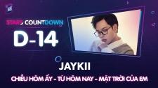 Zing Music Awards 2017 JayKii Live Chiều Hôm Ấy, Từ Hôm Nay, Mặt Trời Của Em Thử Thách Cùng ZMA 2017