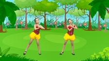 Nhảy Cùng BiBi 2018 Chuyện con cào cào con cồ cộ Series