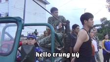 Hậu Duệ Mặt Trời (Việt Nam) [Hậu trường] Quay Cảnh Bão Là Một Kỷ Niệm Đáng Nhớ Phần 1 Behind The Scenes
