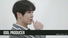 Idol Producer - Thực Tập Sinh Thần Tượng Photoshoot Lương Huy BTS