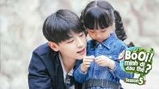 Bố Ơi, Mình Đi Đâu Thế Phiên Bản Trung Quốc Season 5 Bố Con Đặng Luân 4 Nhật Ký Chăm Con